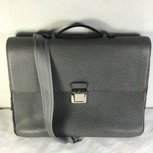 Louis Vuitton Vassili PM Gray  Shoulder Bag